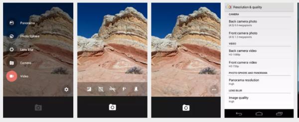 google camera apps