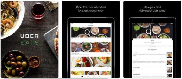 uber eats restaurants